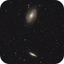 M81 and M82,                                Benny Colyn