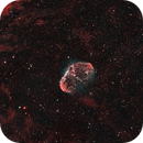 The Crescent Nebula - NGC 6888,                                Starlancer