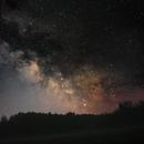 Milky Way wide field,                                Kamil Pękala