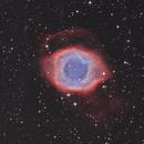 Helix Nebula LRGB,                                Ola Skarpen SkyEyE