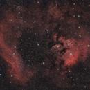 Cederblad 214 & NGC 7822 - Apo 66/400,                                Jean-Baptiste Auroux