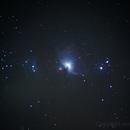 Orion Nebula,                                Andrew