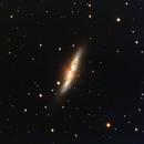 M82 - Cigar galaxy,                                André Wiget