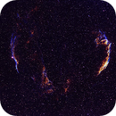 Veil Nebula,                                John thompson