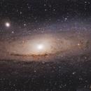 Andromeda-Mosaik - M31,                                Jonas Illner