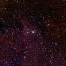 NGC 6193 Open Cluster in Ara,                                Sigga