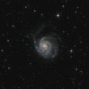 M101 - Pinwheel Galaxy,                                UN73