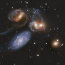 Stephan's Quintet,                                Samara
