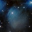 Nebula around Merope,                                Adam Jaffe