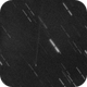 Active asteroid 6478 Gault with two tails - 2019-03-14T11:30,                                Freestar8n
