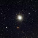 M13 Cúmulo globular,                                Jose Luis Ricote
