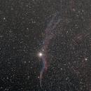 West veil nebula Ngc 6960,                                LucaPD