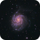 Pinwheel Galaxy,                                yatsze