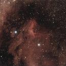 [Neb] IC5070 (Nébuleuse du Pélican) @Calern,                                Raypulsif