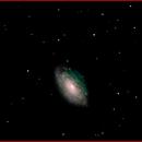 NGC 3521 Galaxy,                                AlBroxton