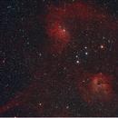 Nebula of Auriga,                                JarmoK