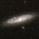 Andromeda Galaxy,                                ErikdeKlerck