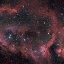 IC 1848 Soul Nebula,                                Marco Schrievers