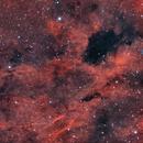 Barnard 343 in Cygnus,                                robo9981