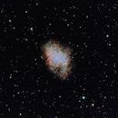 M1 - Crab Nebula,                                Bob Stewart