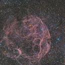 Sh2-240, the spaghetti Nebula,                                Luigi Fontana