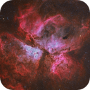The Great Carina nebula (NGC 3372),                                Trần Hạ