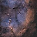 Elephant Trunk Nebula IC1396,                                kpdvm