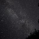 Milky Way,                                Mark Spruce