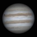 Jupiter animation Io and Europa,                                Steve