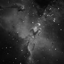 M16 Eagle Nebula - Pillars of Creation,                                TomBramwell