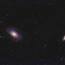 M81 & M82,                                Johan Bakker