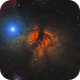 NGC 2024 Flame Nebula,                                Jerry Macon