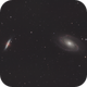 M81 & M82,                                Mike Hislope
