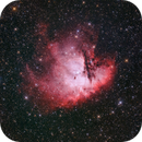 Pacman Nebula,                                Johannes Bock