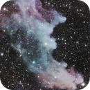 Witch Head Nebula - Insight Observatory,                                turfpit