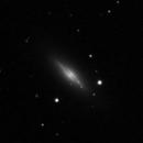 M102 - 20210907 - Celestron C6 at F4.6,                                altazastro