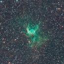 NGC2359 Thors Helmet,                                Martin Lysomirski