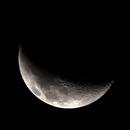 Moon of 16 June 2021 (31%),                                KiwiAstro