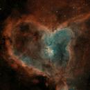 Heart Nebula,                                Christoph Nieswand