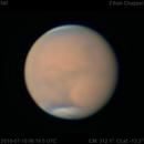 Mars | 2018-07-10 06:16.5 UTC | Color,                                Chappel Astro