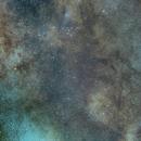 Collinder 399 in Wide Field,                                spacetimepictures
