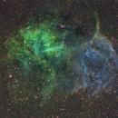 Sh2-132 SHO,                                Deep Sky West (Lloyd)
