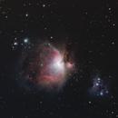 M42 Orion Nebula,                                Walter Torres