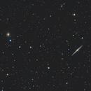 Needle Galaxy wide field,                                Steed Yu