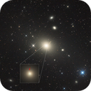 Relativistic jets in M87,                                Pleiades Astropho...