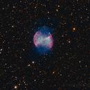 M 27 (NGC 6853)  The Dumbbell Nebula,                                Fernando