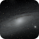 Galaxie d'Andromède M31 (test),                                martial_julian