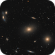 Markarian's Chain in the Virgo Cluster,                                Benjamin Csizi