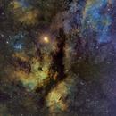 Butterfly Nebula ,                                KC