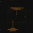 Kuiper belt dwarf planet (136472) Makemake (animated motion),                                lowenthalm